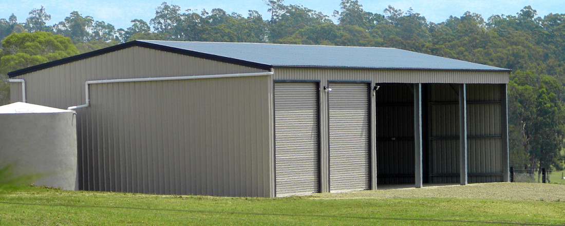 Farm and rural sheds topline garages and sheds for Farm shed ideas