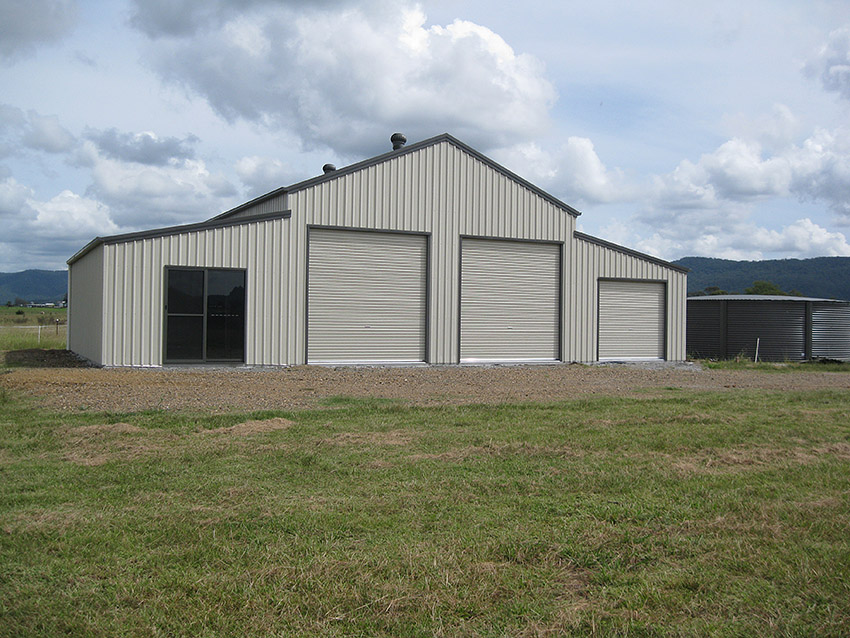 American Barns Gallery Topline Garages And Sheds