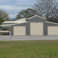 American Barn – Pale Eucalypt and Classic Cream