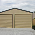 Double Garage – Paperbark and Monument