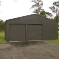 Double Garage – Woodland Grey 01