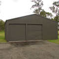 Double Garage – Woodland Grey 02