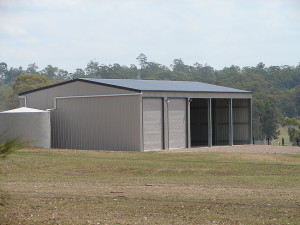 Farm Shed - Dune and Ironstone