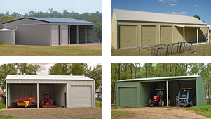 Rural and Farm Sheds