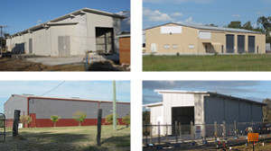 Commercial and Government Sheds